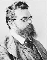 Austrian physicist Ludwig Boltzmann, who established the statistical nature of the second law of thermodynamics.