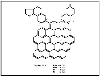 Coal - Chemistry Encyclopedia - structure, water, uses, elements, gas