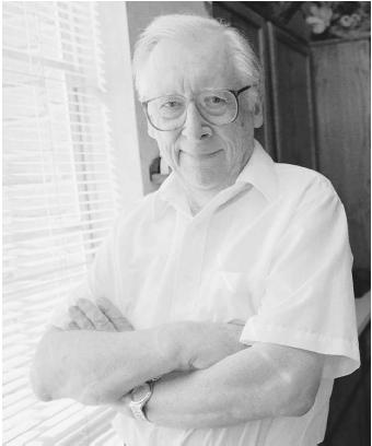"British chemist John A. Pople, co-recipient of the 1998 Nobel Prize in chemistry, ""for his development of computational methods in quantum chemistry."""
