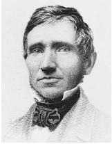 American inventor Charles Goodyear, developer of the vulcanization process.