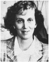 "British chemist Dorothy Crowfoot Hodgkin, recipient of the 1964 Nobel Prize in chemistry, ""for her determinations by x-ray techniques of the structures of important biochemical substances."""