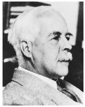 American chemist Gilbert N. Lewis, a theorist of chemical bonds, or valence.
