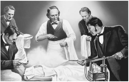 surgery anaesthetics and antiseptics Anaesthetics and antiseptics what, who, when what was medicine like before these discoveries what was medicine like after these discoveries what, who, when.