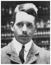 English physicist Henry Moseley, who arranged the Periodic Table in order of the atomic numbers of the elements.