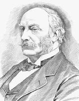 English physicist John William Strutt, the third Baron Rayleigh, who discovered argon.