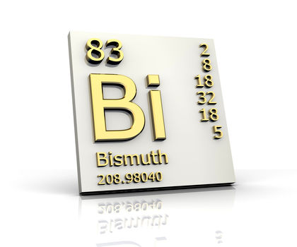 Bismuth Chemical Element Water Uses Elements Metal Number