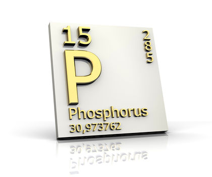 Phosphorus Chemical Element Reaction Water Uses Elements