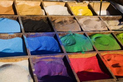 Pigments 3462 Organic Chemistry Painting