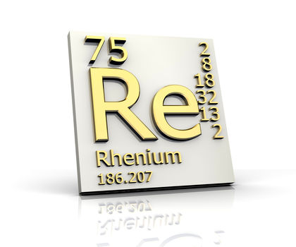 Rhenium chemical element reaction uses elements metal gas rhenium 3505 urtaz Images