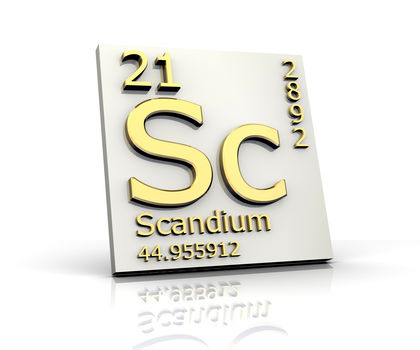 Scandium chemical element uses elements metal number name scandium 3378 urtaz Gallery