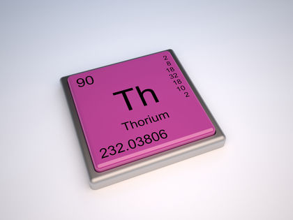 Thorium Chemical Element Reaction Uses Elements Examples