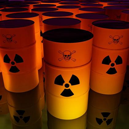Uranium Chemical Element Reaction Water Uses Elements Metal